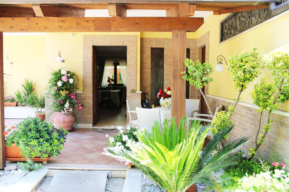 bb garden chieti