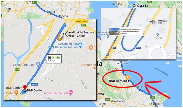vicino A14 Pescara Ovest Chieti